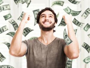 Make Money Online Raining Money