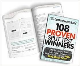 Affiliate Marketing ClicFunnels 108 Proven Split Tests