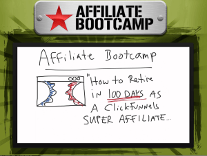 Affiliate Marketing ClickFunnels Affiliate Bootcamp
