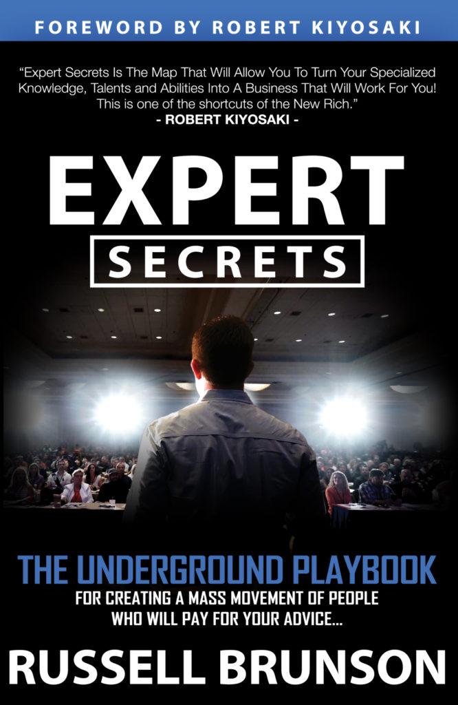 Affiliate Marketing ClicFunnels Expert Secrets