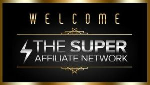 Affiliate Marketing The Super Affiliate Network Logo