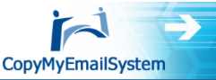 Affiliate Marketers Copy My Email System Logo