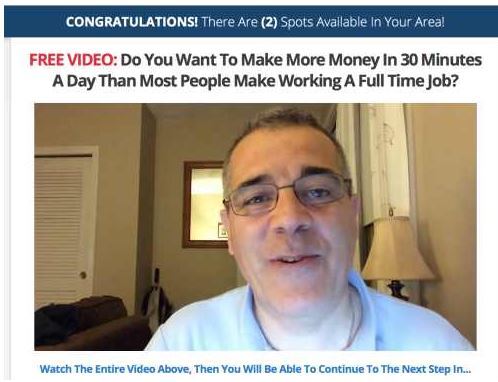 Affiliate Marketing Aspire Today Sales Video