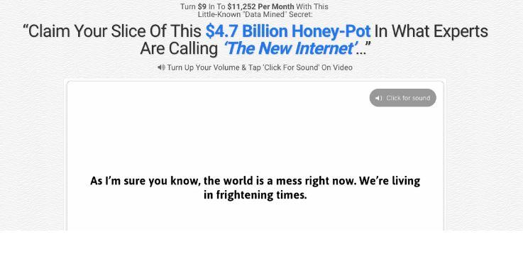 Affiliate Marketing Inside Profit Groups Website