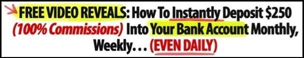 Affiliate Marketing Instant Payment Method Website