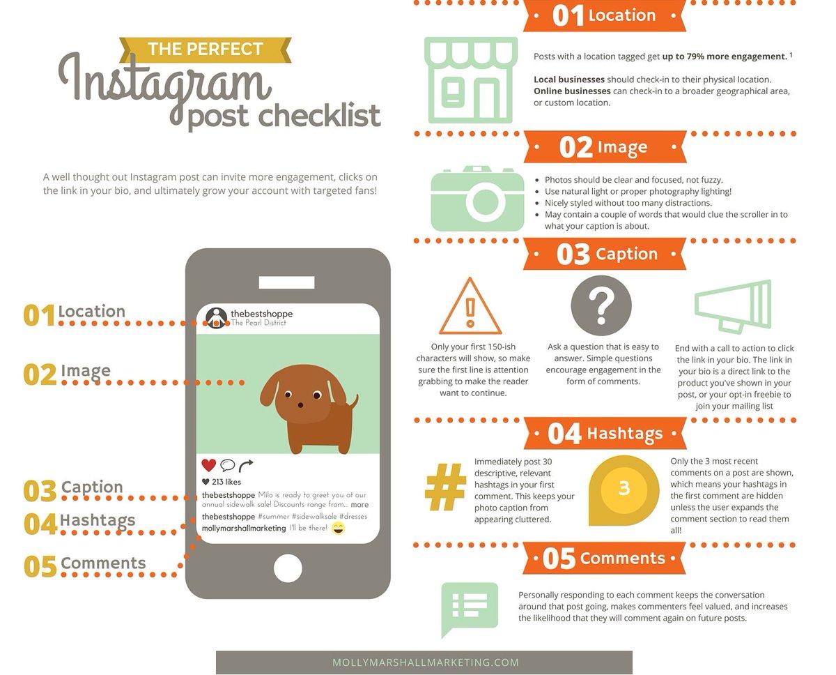 How To Make Money On Instagram The Instagram Post Checklist