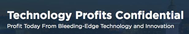Make Money Online Technology Profits Confidential Marketing Banner