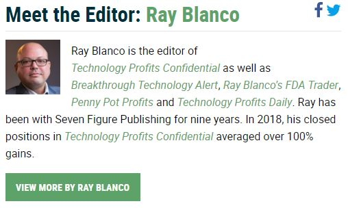 Make Money Online Technology Profits Confidential Ray Blanco