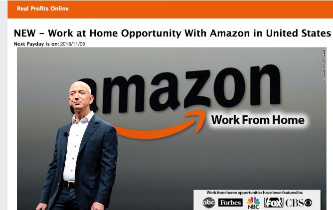 Make Money Online With Amazon Cash Website Success Marketing Claim