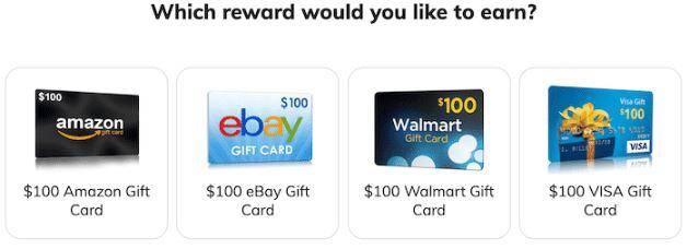 Make Money Online Flash Rewards Gift Card Options