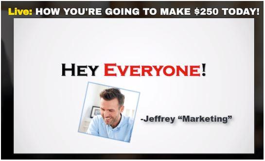 Affiliate Marketing Jeffreys Fast Lane Jeffrey Hart CEO