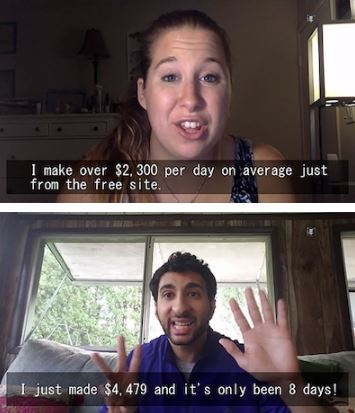 Affiliate Marketing My Home Cash Club Video Testimonials