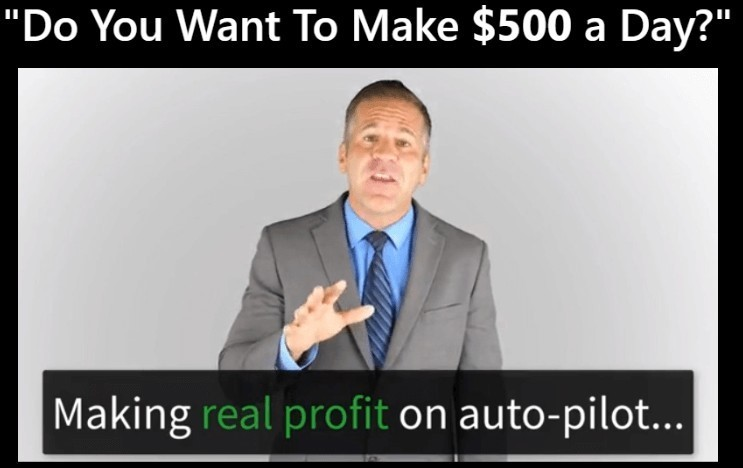 Affiliate Marketing Cashpoint ATM System Sales Pitch Video