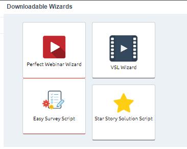 Affiliate Marketing ClickFunnels Funnel Scripts Downloadable Wizards