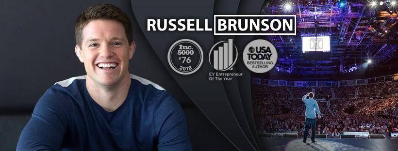 Affiliate Marketing ClickFunnels Expert Secrets Creator Russell Brunson