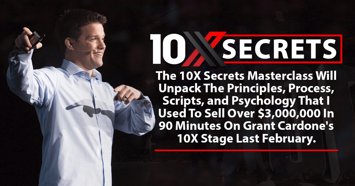 Affiliate Marketing ClickFunnels Secrets Masterclass 10X Secrets Mastery Program Bonus