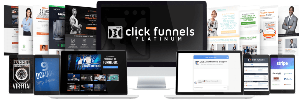 ClickFunnels Platinum Review Products Offers