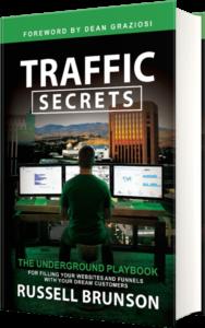 Affiliate Marketing Clickfunnels Traffic Secrets Book Cover