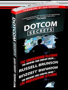 ClickFunnels DotCom Secrets Cover Page