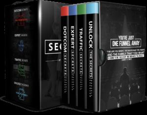 ClickFunnels Traffic Secrets OTO #1 Secrets Trilogy Box Set